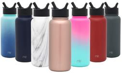 Simple Modern 40 oz Summit Kids Water Bottle with Straw Lid