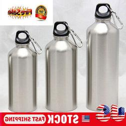 400-600ML Stainless Steel Water Bottle Double Wall Vacuum In