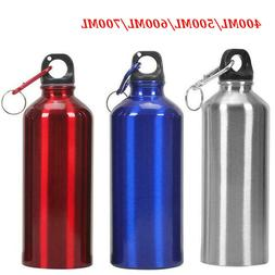 400-700ML Water Drinking Bottle Cup Stainless Steel Vacuum S