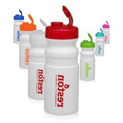 50 Custom USA Made BPA Free 20 oz. Sports Water Bottles Prin