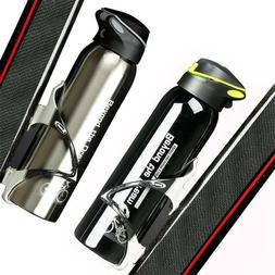 500ml Bike Bicycle Cycling Water Drink Bottle Insulated Ther