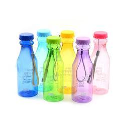 500ml bpa free portable water bottle leakproof plastic kettl