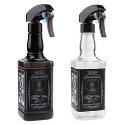500ml Hair Beauty Mist Spray Water Bottle Sprayer Pro Hairdr