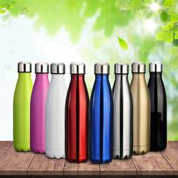 500ml stainless steel double wall vacuum insulated