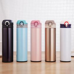 500ML Thermos <font><b>Water</b></font> <font><b>Bottle</b><