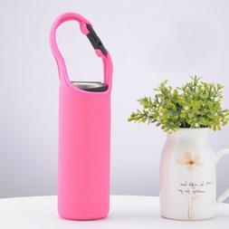 500ml Water Bottle Cover Neoprene Insulator Sleeve Bag Case