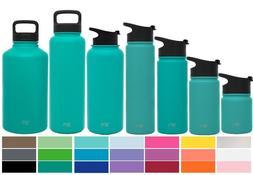 Simple Modern 64oz Summit Water Bottle + Extra Lid - Vacuum