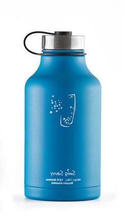 SWIG SAVVY 64oz Wide Mouth Insulated Stainless Steel Water B