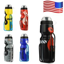 650ML Outdoor Water Bottle Holder Cage Rack Mountain Cycling