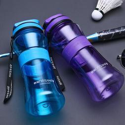 700ML BPA free Plastic Sports Water Bottle Drinking Bike Cyc
