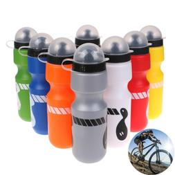 750ml outdoor hiking bike bicycle cycling drink jug water bo
