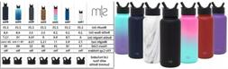 Simple Modern 84 oz Summit Water Bottle with Straw Lid - Hyd