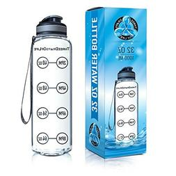 2019 Special -  32oz Sports Water Bottle - Buy 1, Get 2 Prot