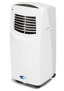 Whynter 8,000 BTU Eco-Friendly Portable Air Conditioner, Whi
