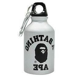 A Bathing Ape | Bape Silver Color Sport Water Bottle | Limit