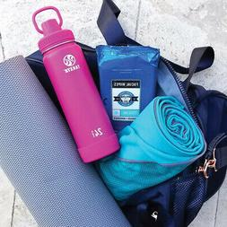 Takeya Actives 24 oz. Insulated Stainless Steel Water Bottle