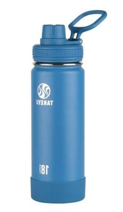 takeya actives insulated stainless steel water bottle with s