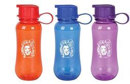 African Lion Head 10oz Kids Water Bottle Sport Camping Schoo