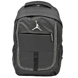 Nike Air Jordan Black Laptop Backpack Bag for Men, Women and