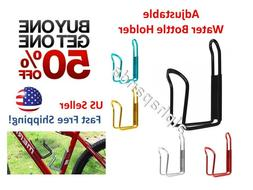 Aluminum Alloy Bike Bicycle Cycling Drink Water Bottle Rack