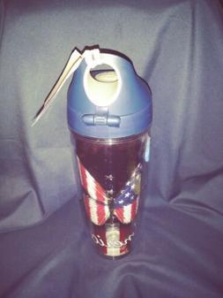 Tervis America Butterfly 24 Oz Water Bottle