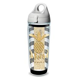 Tervis Anheuser Busch Pineapple Sparkle Wrap Clear Inner Wat