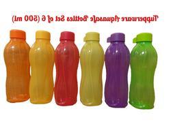 Tupperware Aquasafe Eco Water Bottle 500ml FREE SHIPPING - U
