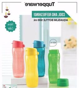 Tupperware Aquaslim Fliptop water bottle 500ml