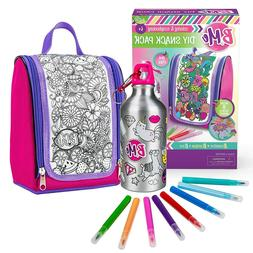 Arts And Crafts For Girls DIY Kit Kids Age 6 Color Your Own