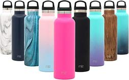 Simple Modern 20oz Ascent Water Bottle - Stainless Steel Fla