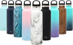ascent water bottle vacuum insulated hydro leak