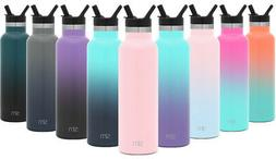 Simple Modern Ascent Water Bottle with Straw Lid - Vacuum In