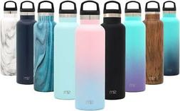 Simple Modern 24oz Ascent Water Bottle - Stainless Steel Fla