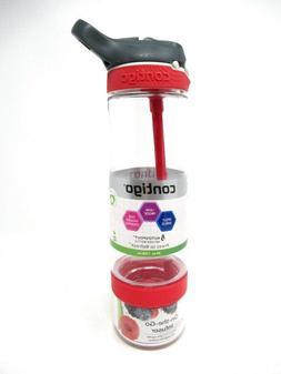 Contigo 26 oz. Ashland Autospout Water Bottle and Infuser -