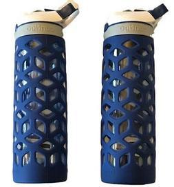 Contigo Ashland 20oz Portable Drinkware BPA Free Glass Water