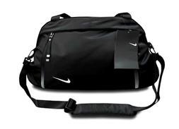 Nike Auralux Sport Duffel Gym Tote  Bag BZ9808-010  Solid Bl