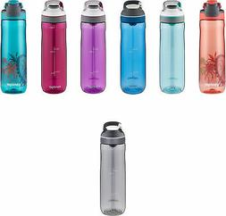 Contigo Auto Seal Cortland Water Bottle, 2 Sizes, 5 Colors