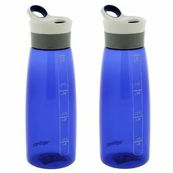 Contigo AUTOSEAL Grace Reusable Water Bottle, 32oz, Cobalt