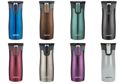 Contigo AUTOSEAL West Loop Stainless Steel Travel Mug, 2 Siz
