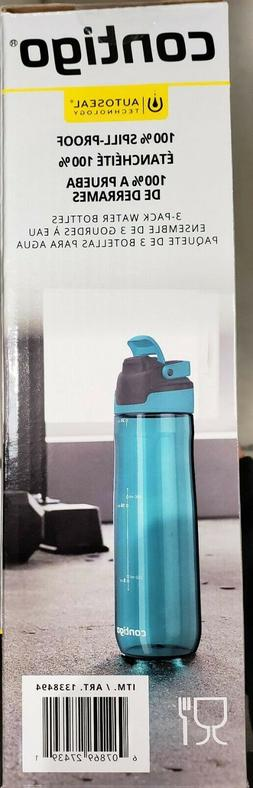 Contigo Autospout Leak-proof water bottle 24oz