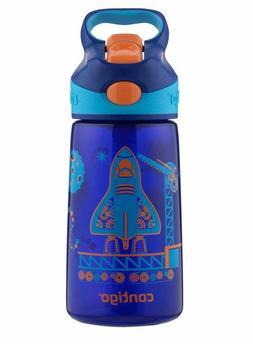 Contigo AUTOSPOUT Straw Striker Kids Water Bottle 14 Ounce G