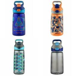 Contigo AUTOSPOUT Straw Striker Kids Water Bottle 14oz/20oz