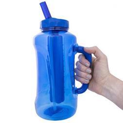 Cool Gear Big Swig EZ-Freeze Hydrate 64oz Water Bottle BPA F