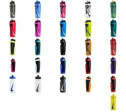Nike Big Wide Mouth Sports Water Bottle Fitness Gym Kit Yoga