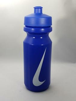 Blue/ White Nike Unisex Sports Water with Big Mouth Opening