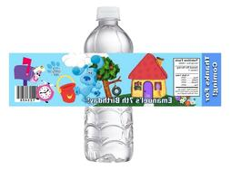 BLUES CLUES BLUE'S BIRTHDAY PARTY FAVORS FULL SIZE WATER BOT