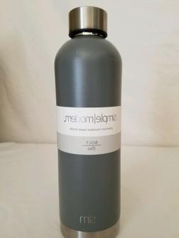 Simple Modern Bolt 25oz Stainless Steel Water Bottle Gray