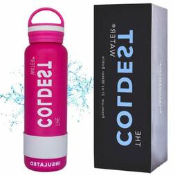 The Coldest Water Sports Bottle Insulated SS Hydro Thermos A
