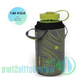 Nalgene Bottle Sleeve for 32 Oz bottles, Gray
