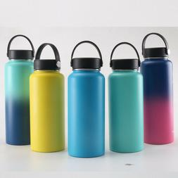 Bottle Stainless Steel Hydro Flask Vacuum Insulated Wide Mou